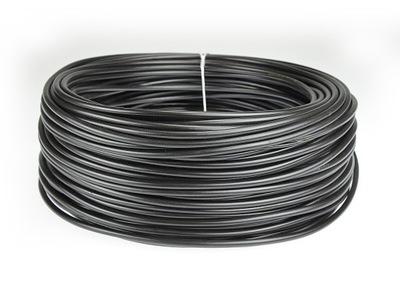 Kábel OHM kábel 2x0,75 kábel čierny 100m