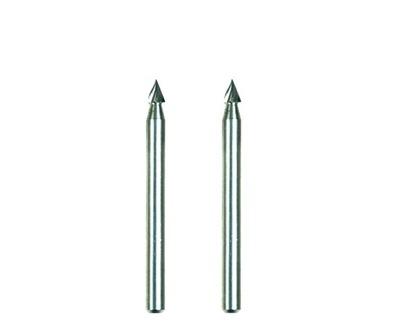Frézky -FRÉZOVÝ FILTER 3,2mm 118 DREMEL 2 kusy