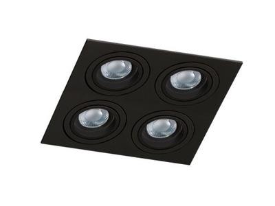 Bodové svetlá, bodové osvetlenie - Azzardo Oprawa Do Zabudowy Caro Iv aluminium