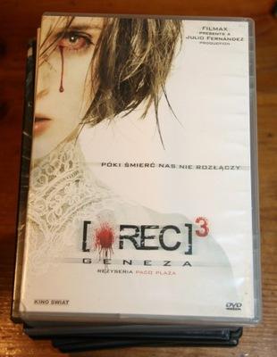 REC 3  GENEZA   DVD