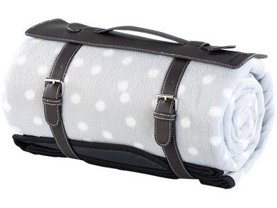 Wodoodporny koc piknikowy z polaru (175 x 200 cm)