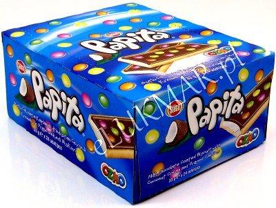 Конфеты Papita с Lentylkami Instagram 24 штук