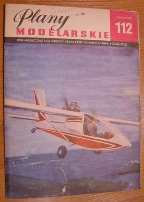 PM № 112 J-1 PRZĄŚNICZKA