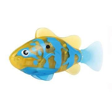 ROBO FISH PŁYWAJĄCA ELEKTRONICZNA RYBKA NIEBIESKA