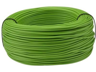 Kábel, drôt, kábel LGY H05V-K 0,5mm2 100m ziel