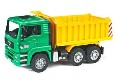 Nákladné auto pre deti - BRUDER 02765 MAN sklápač