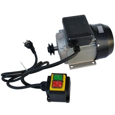 elektrický MOTOR 0.9 kW, 1 fáza 230V mixér