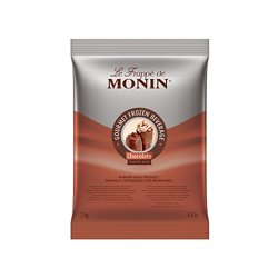 Frappe база Monin шоколадный 2кг - мешок