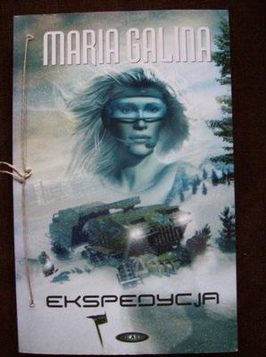 Ekspedycja    Galina