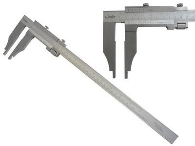 Posuvné meradlo - LIMIT presné oceľové strmene 1000 mm ROBO-KOP