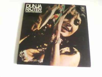 Dunja Rajter - Lieder vom Balkan LP