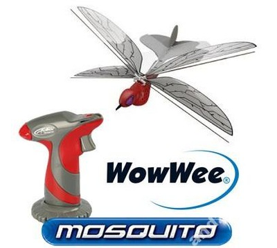 Hračka pre deti - FLY TECH Mosquitoy veľký hmyz diaľkovo Stero