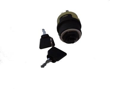 Замок зажигания ЧАСТИ JCB Cat 3CX 701/80184 +2 ключи