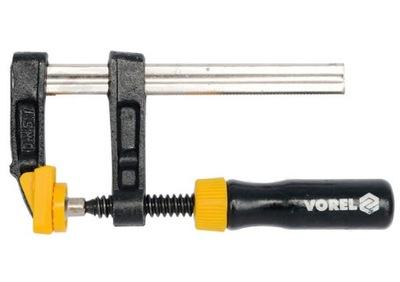 Zverák, svorka - Upínacia tesniaca svorka 800x120 mm VOREL svorka