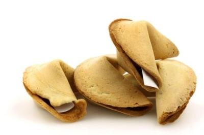 китайское cookie, печенье с предсказаниями 50шт