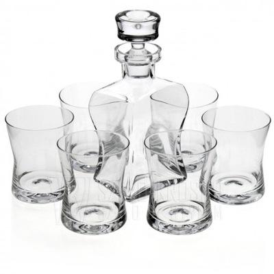 Signature графин + стаканы ??? виски 6 +1