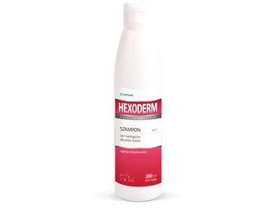Hexoderm шампунь дерматологические Собака /кот 500 мл