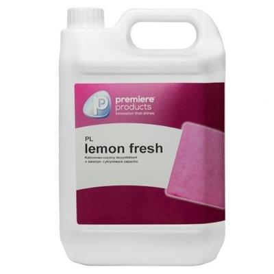 лимон FRESH жидкость для дезинфекции поверхности 5Л БИО