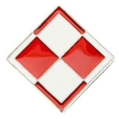 Pin застежка wpinka польский  шахматная доска авиакомпания