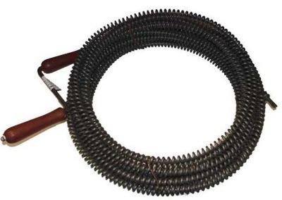 спираль канализационная ПРУЖИНА ??? труб fi 16мм ,5М
