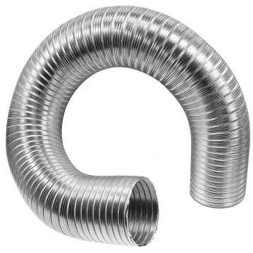 Труба spiro ALUFLEX 200 мм / 3 mb Алюминиевый