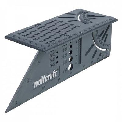 Угольник Угловой Wolfcraft 3D-5208000