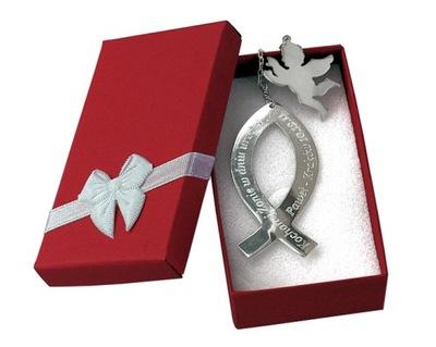 Zakładka do biblii - prezent - srebro 925
