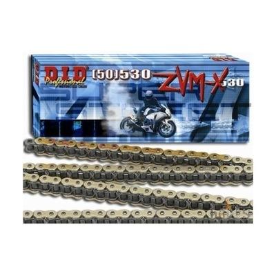 Łańcuch DID 525 ZVMX Xring Kawasaki ZX9R Ninja 02-