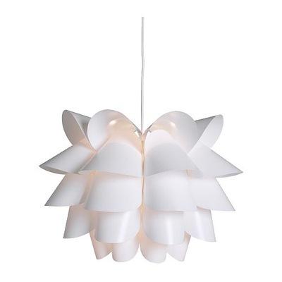 Икеа KNAPPA потолочный Светильник подвесной светильник белая люстры