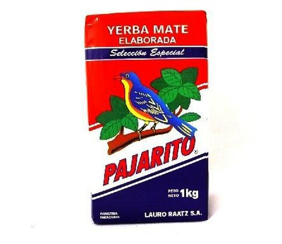 Yerba Mate Pajarito Seleccion Особенно - 1кг