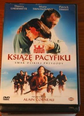 KSIĄŻE PACYFIKU    DVD