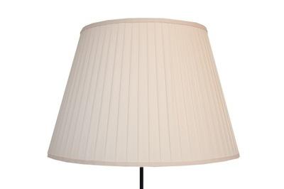 Svietidlo - tienidlo - Ręcznie plisowany abażur na lampę. PRODUCENT