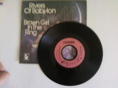 Rivers of Babylon / Brown Girl in the ring 7 LP