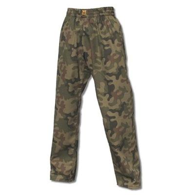 Nohavice Kamufláž Vojenské 190 cm KRAV MAGA