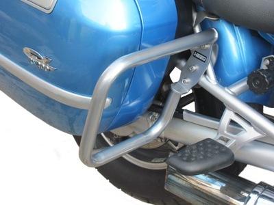 Svetlo panel zadný DBALI na BMW R 1200 CL (02-06) striebro