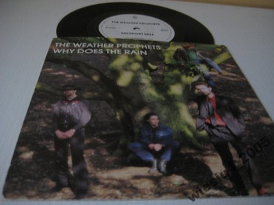 The Weather Prophets - Who Does The Rain  SP/ UK/