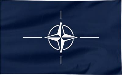 Flaga NATO 100x60cm - flagi NATO qw