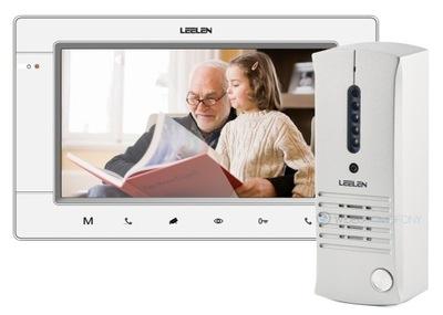Leelen video interkom V34 No9 WANDALOODPORNY JB305