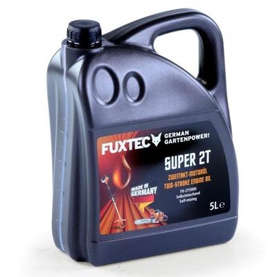Náhradný diel na kosačku -  Olej FUXTEC pre pilové kotúče 2T - 5L DE