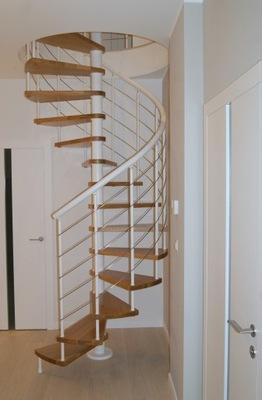 Točité schodisko, DUDA model kovového