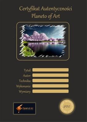 Dyplomy Certyfikaty druk 100 x A4 lub 200 x A5 fv