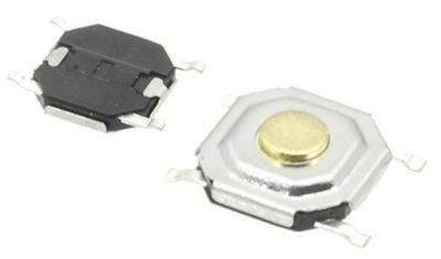Włącznik micro mikro switch przycisk SMD 1,5 mm