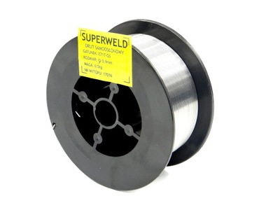 Self-tienený, Drôt na zváranie Bez Plynu 0,9 mm 0,5 kg