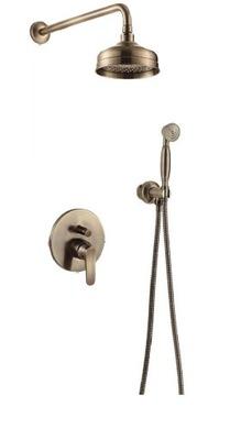 Sprcha - ART DECO bronzový sprchový systém SYS 26 BR OMNIRES