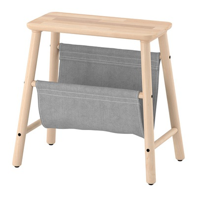 IKEA stoličku s úložným priestorom, stojan VILTO