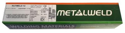 Электрод RUTWELD12 2 ,5x350/5кг METALWELD