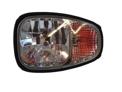 Lampa drogowa przednia lewa 700/50192 700/50189