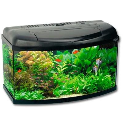 аквариум 72L ПРОФИЛЬ Крышка LED +14 поддавки