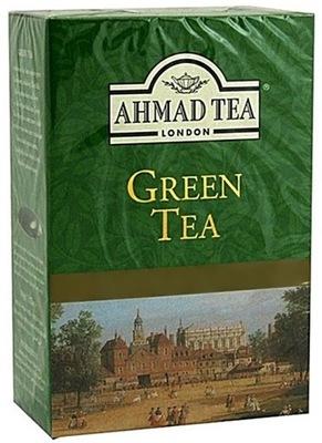 Ахмад зеленый чай Зеленый Чай рассыпчатая 500 г МММ