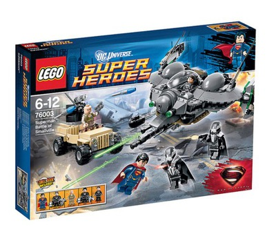 LEGO 76003 Superman: Bitka Smallville NOVÉ